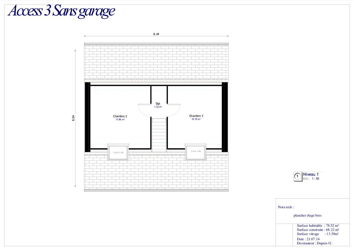 access sans garage la gestion de projet immobilier. Black Bedroom Furniture Sets. Home Design Ideas